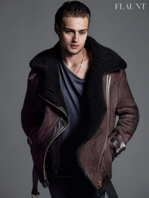 Douglas Booth Flaunt Tv