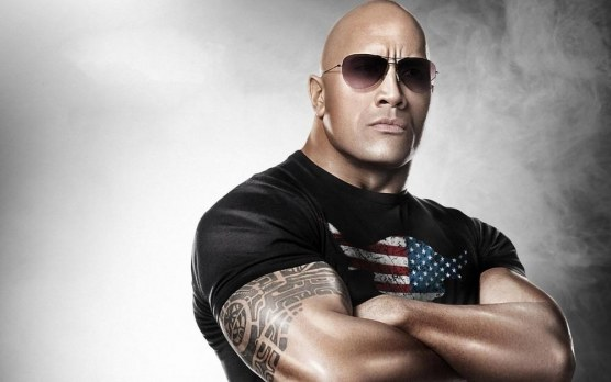 The Rock Wwe Champion Hd Wallpapers