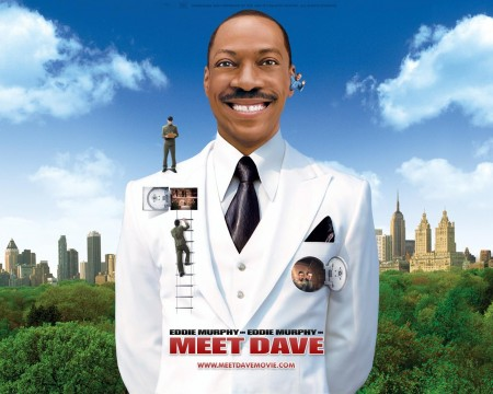 Eddie Murphy In Meet Dave Wallpaper Movies