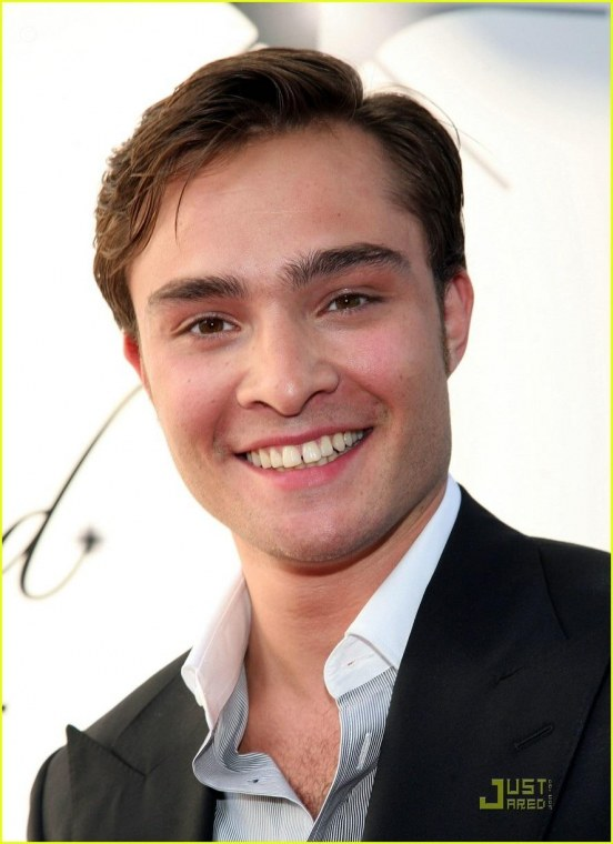 Ed Westwick Young Hollywood Awards