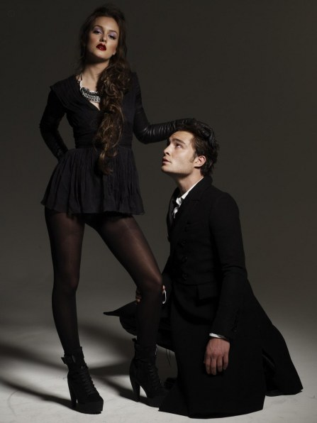 El And Leighton Meester