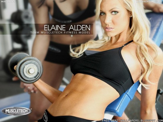 Elaine Alden Female Fitness Model Bestwallpaper