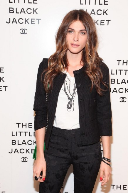 Photocall Pictures By Billy Farrell Elisa Sednaoui Alice Dellal