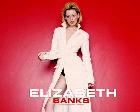Elizabeth Banks Wallpaper Customity Wallpaper