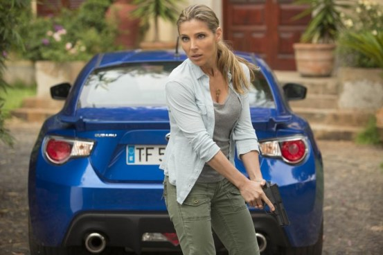 Fast And Furious Elsa Pataky Fast Five