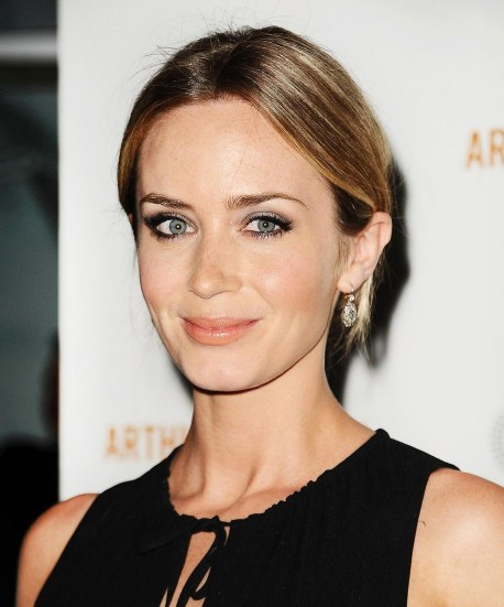 Correct Emily Blunt Beauty Look