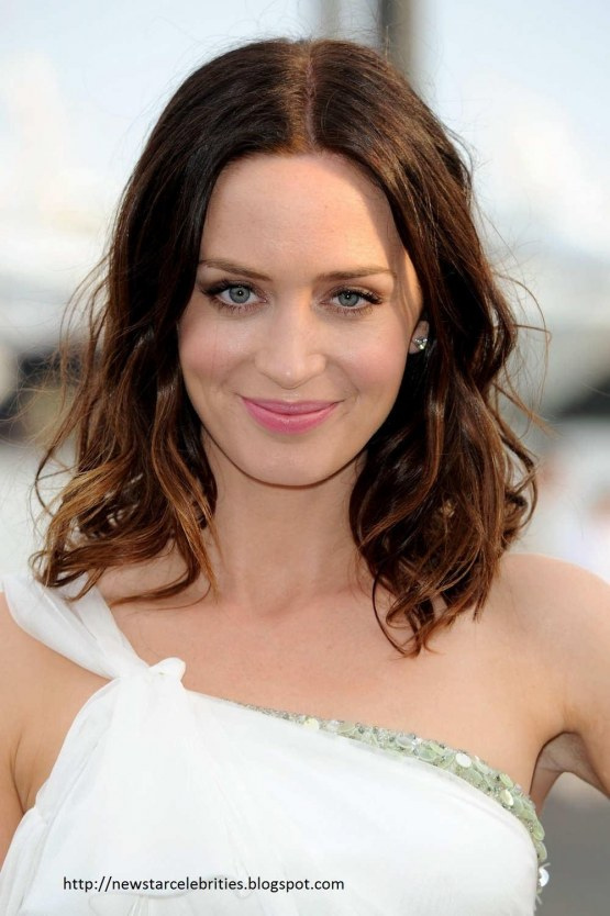 Emily Blunt Buble