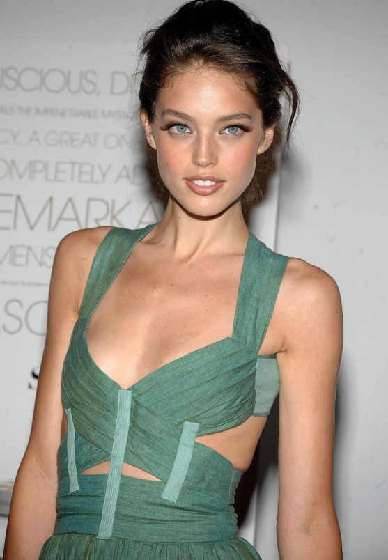 Emily Didonato Attends The September Issue Victoria Secret