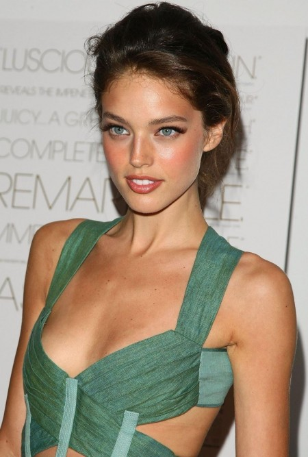 Emily Didonato Attends The September Issue Wallpaper