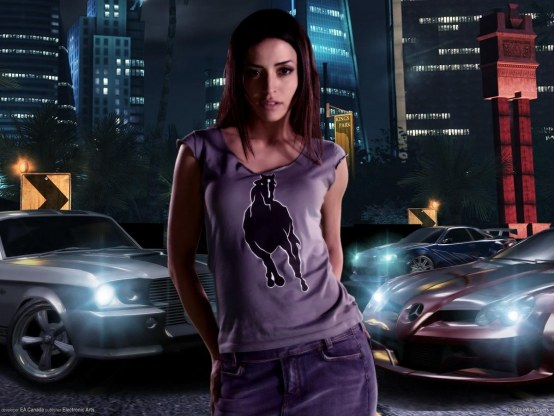 Nfs Carbon Need For Speed Emmanuelle Vaugier Nfs Carbon