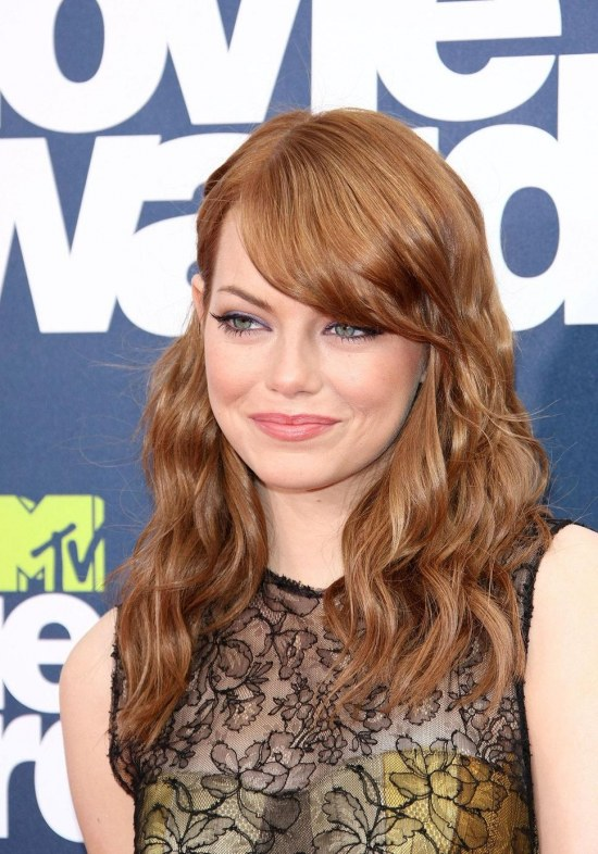 Emma Stone Hairstyles Hair