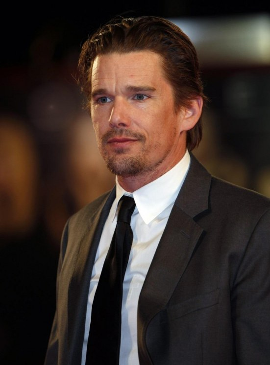 Actor Ethan Hawke Attends The Movie Premiere Of Brooklyns Finest And Ryan Shawhughes
