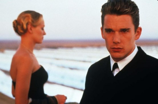 Picture Of Ethan Hawke And Uma Thurman In Gattaca Large Picture Number Gattaca