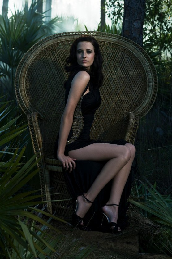 Eva Green Gq
