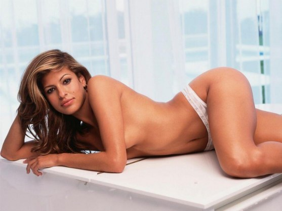 Eva Mendes Sexy Pics Training Day