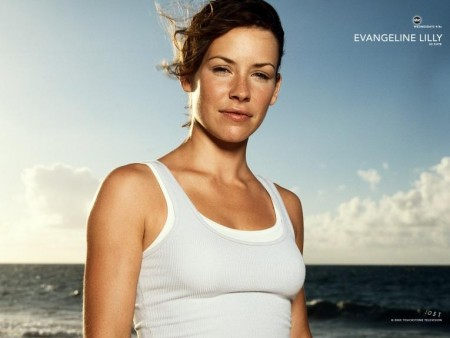 Evangeline Lilly Dominic Monaghan
