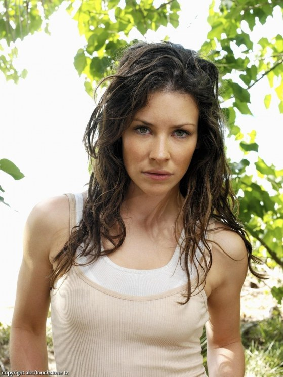 Lost Evangeline Lilly Freckles Kate Austen Dvdbash Freckles