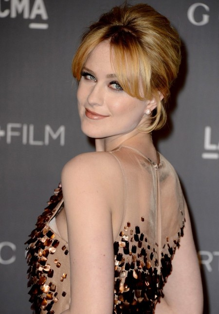 Lacma Evan Rachel Wood Gucci