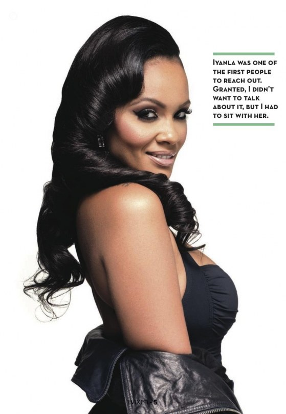 Vv Evelyn Lozada Beauty Issue