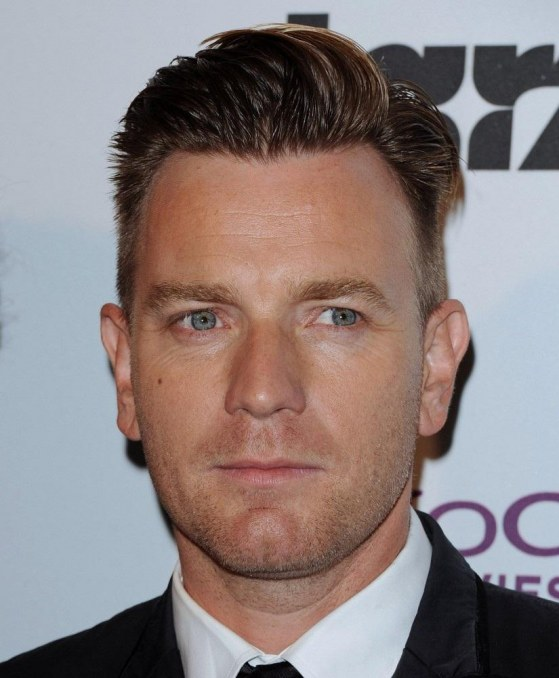Ewan Mcgregor Th Annual Hollywood Film Awards Qhuo Hair