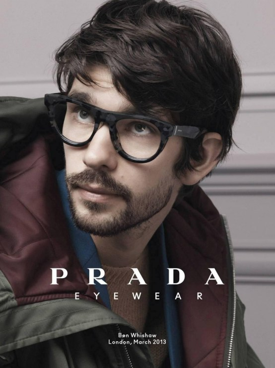 Christoph Waltz Ben Whishaw Ezra Miller By David Sims For Prada Menswear Campaign Fw