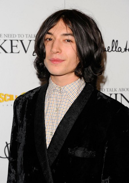Ezra Miller At Event Of We Need To Talk About Kevin Large Picture