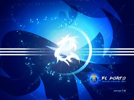 Fcporto Campeao Wallpaper Normal