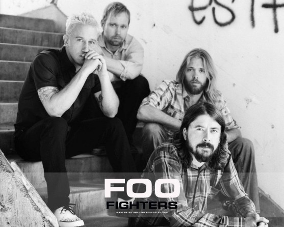 Foo Fighters Wallpaper Hd Wallpaper