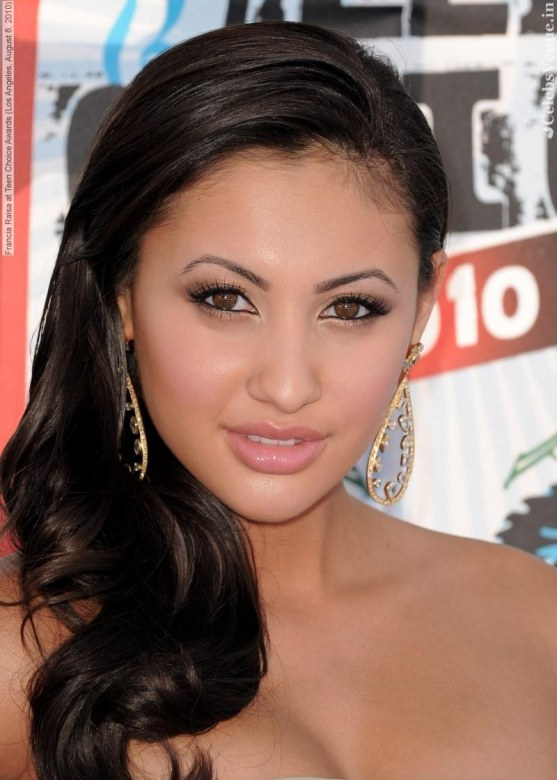 Francia Raisa At Teen Choice Awards Los Angeles August Teen Choice Awards