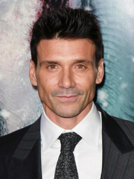 Frank Grillo At Event Of The Grey