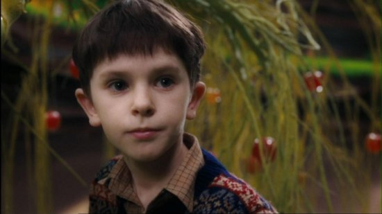 Charlie And The Chocolate Factory Freddie Highmore Charlie And The Chocolate Factory