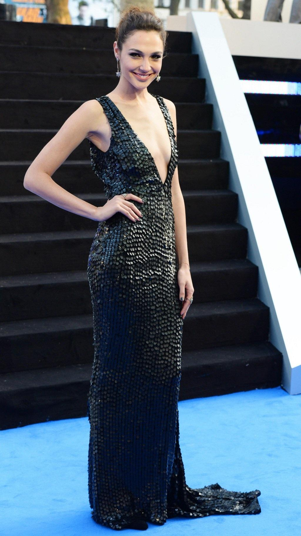 Gal Gadot At Fast And Furious Premiere In London On May Fast
