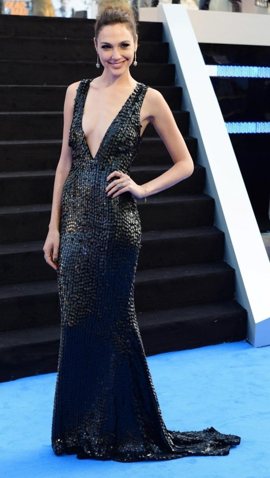 Gal Gadot Fast Furious Uk Premiere Fast And Furious