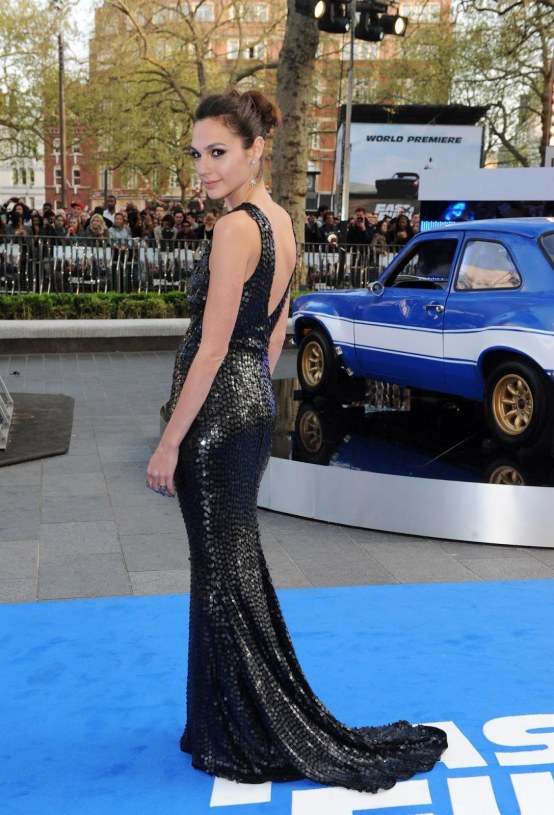 Gal Gadot Fast Furious Uk Premiere Movies
