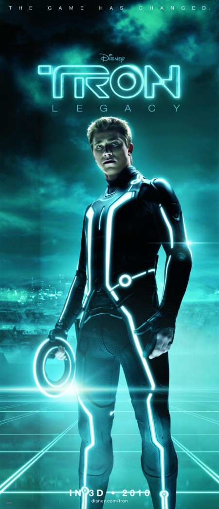 Tron Legacy Character Movie Poster Tron