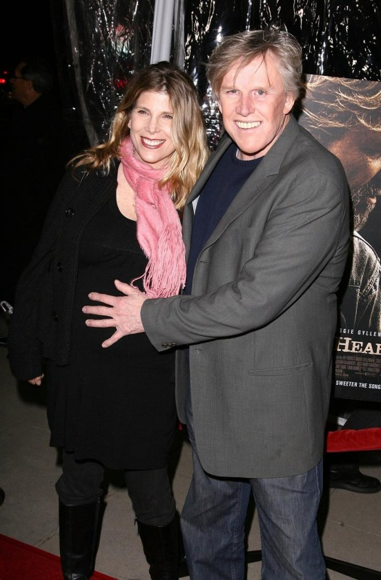 Gary Busey Girlfriend Expecting Baby Smile
