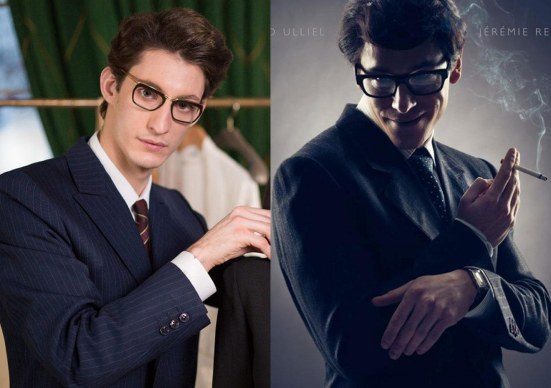 Pierre Niney Vs Gaspard Ulliel En Yves Saint Laurent Chanel