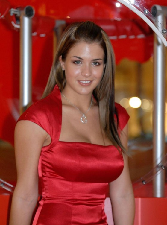 Gemma Atkinson Launches The Great Holiday Grab Experience Holiday