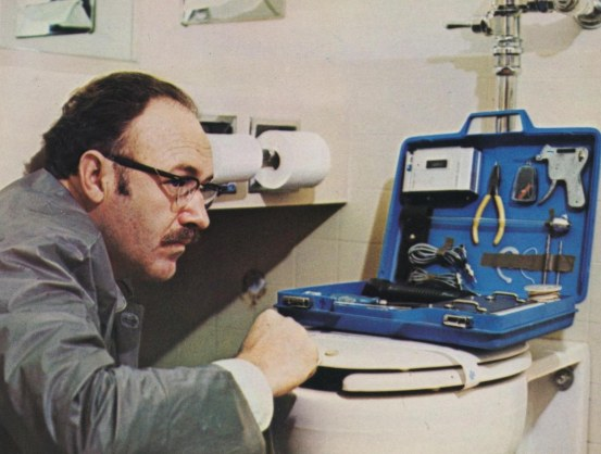 Picture Of Gene Hackman In The Conversation Large Picture Enemy Of The State