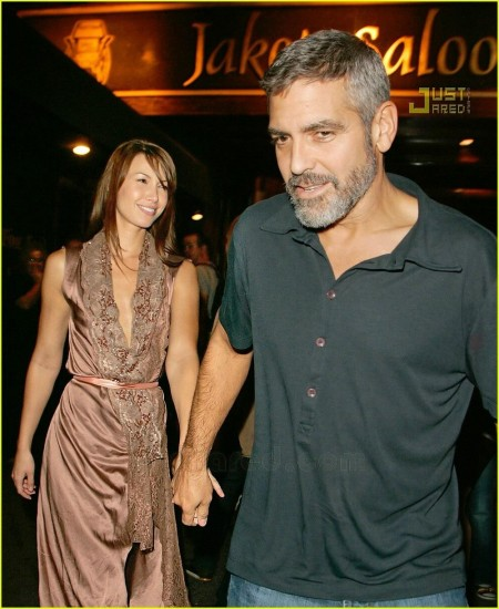 George Clooney New Girlfriend Sarah Larson