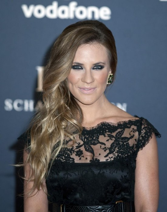 Georgie Thompson Laureus World Sports Awards Vettrinet