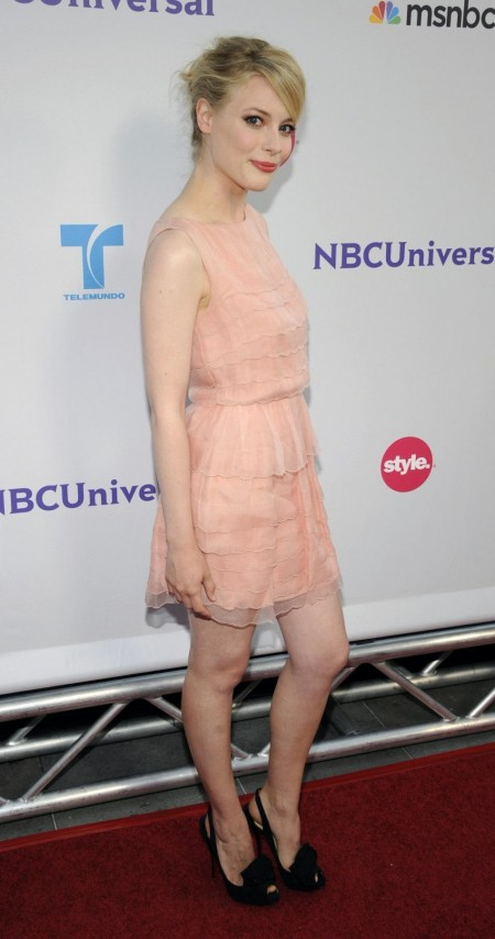 Actress Gillian Jacobs Attends The Nbc Universal Press Tour All Star