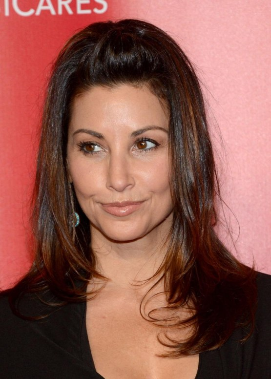 Gina Gershon At Musicares Person Of The Year Gala