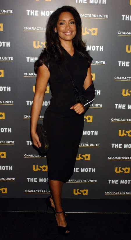 Gina Torres More Perfect Union Stories Prejudice Power Black Dress Gina Torres More Perfect Union Stories Prejudice Power