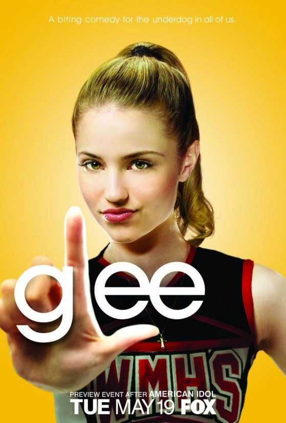 Glee Ver Xlg Poster