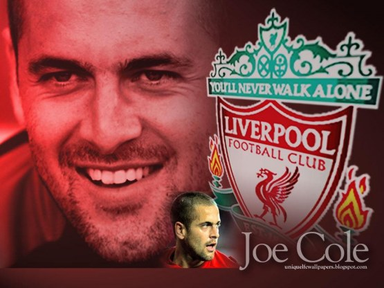 Lfc Wallpaper Joe Cole  Wallpaper