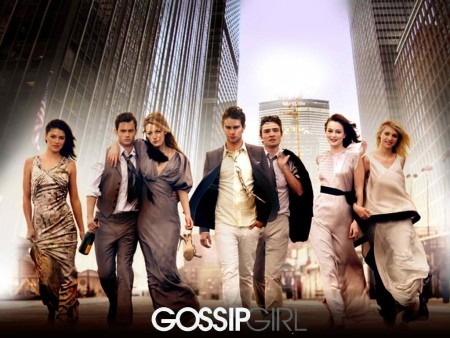 Gossip Girl Season Poster Wallpaper