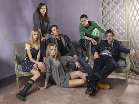 Gossip Girl Shared Picture