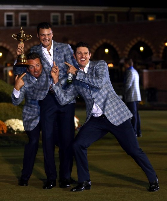 Justin Rose Graeme Mcdowell Ryder Cup Singles Tmdqtf Uxx Ryder Cup