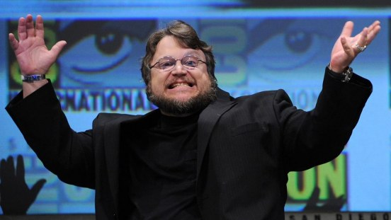 Guillermo Del Toro Al Comic Con Hot